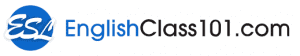Logo of EnglishClass101.com podcasts