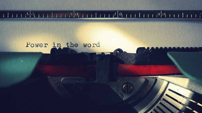 Power in the word - Reading & Use of English Part 3