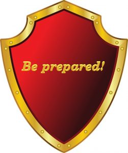 Shield: Be prepared! - Common mistakes in FCE
